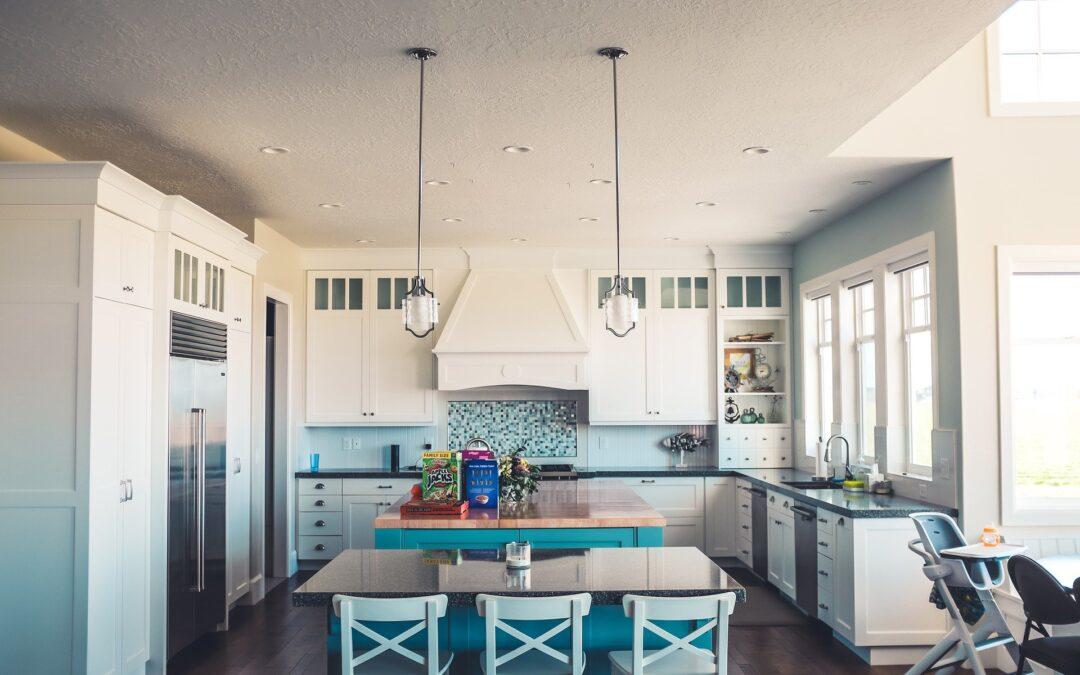 Med riktig belysning kan du skape drømmekjøkkenet ditt