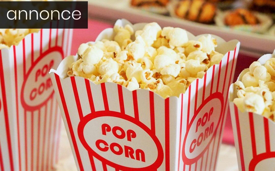 Spennende og morsomme filmer med tema mat